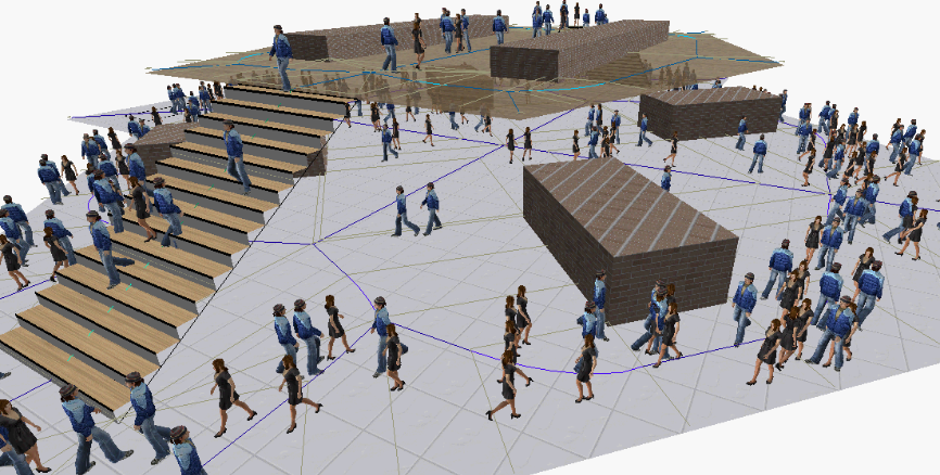 Crowd Simulation Software - Utrecht Holdings